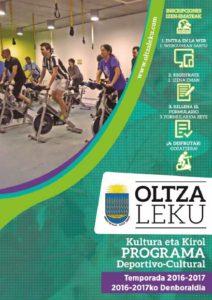 Programa Oltzaleku 2016-17